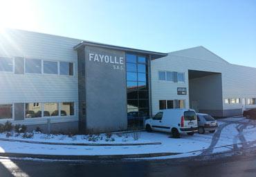 Locaux Fayolle SAS