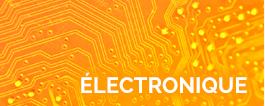 Secteur électronique